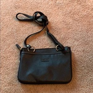 Relic, NWOT, black purse with strap
